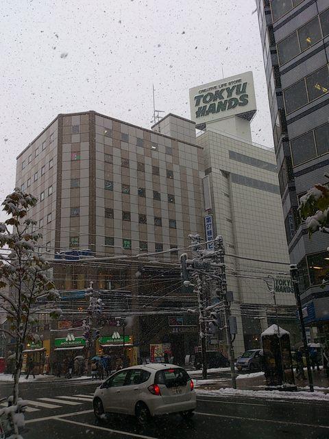 Tokyu_hands_sapporo