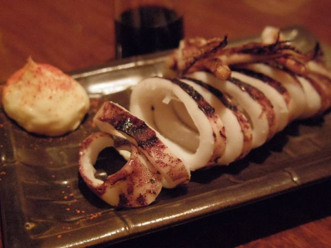 Squid_grilled