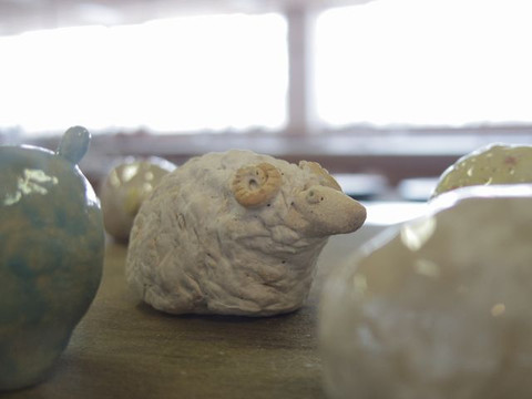 Sheep_of_pottery