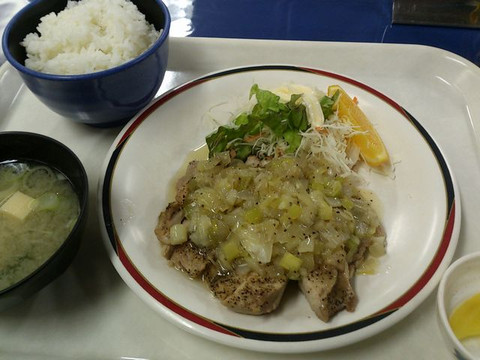 Chicken_leek_sauce