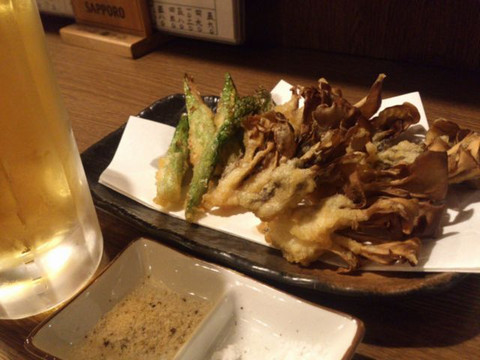 Maitake_tempura