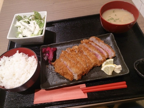 Set_meal_cutlet