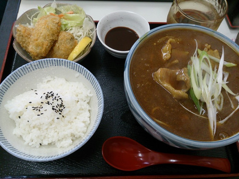 Curry_soba_set