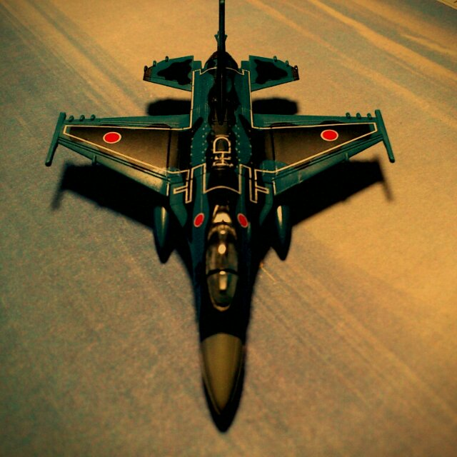 UCC最強の翼①F-2
