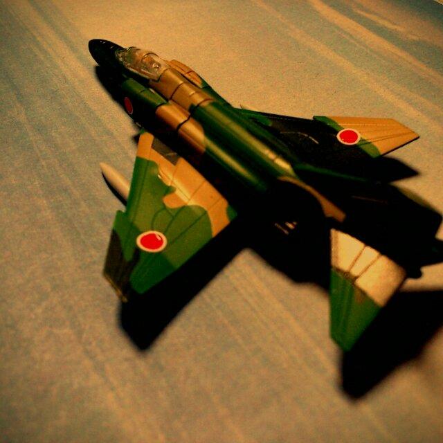 UCC最強の翼③RF-4EJ