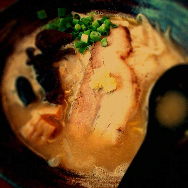 ラーメンジョー(常)味噌