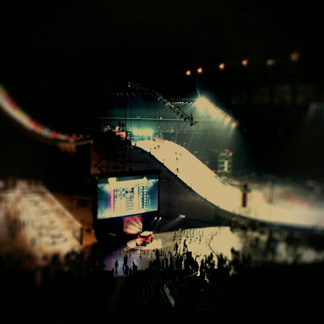 TOYOTA BIG AIR 2013