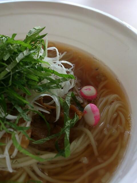札幌競馬場ラーメン祭り2015 豚薔薇Men