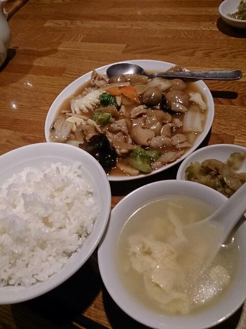 珠華飯店 C定食