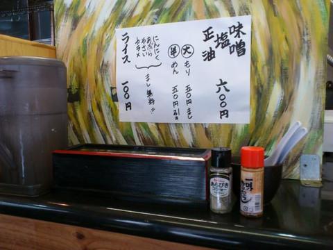 Rokugousya_menu