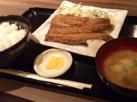 Saury_fried_meal