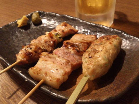 Yakitori_three_types