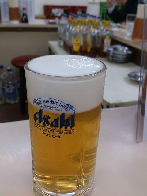 Beer380yen