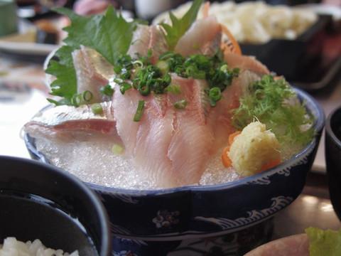 Herring_sashimi