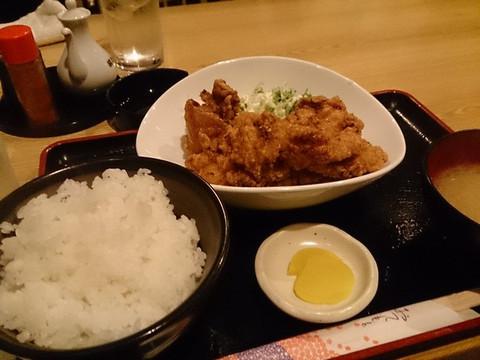 Karaage_meal