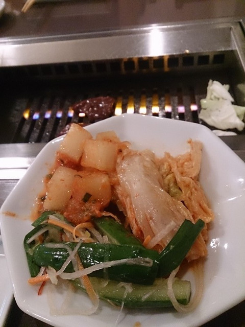 Assorted_kimchi