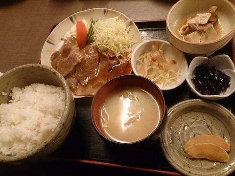 Pork_ginger_baked_set_meal1