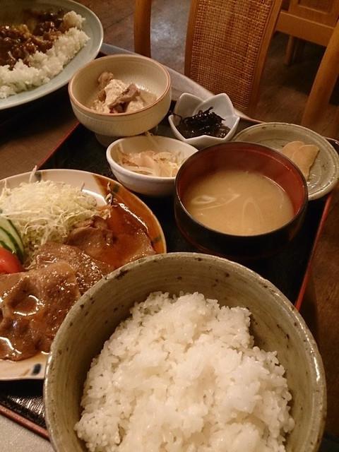 Pork_ginger_baked_set_meal2