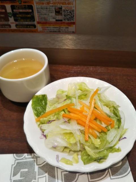 Saladsoup