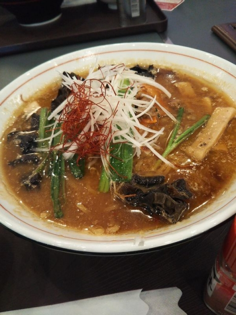 Sheep-bone-ramen