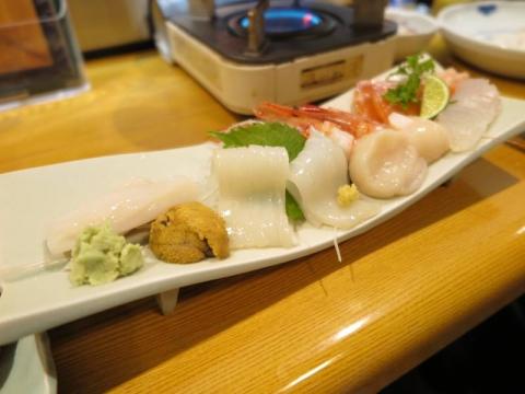 Wakkanai-takechan-sashimori