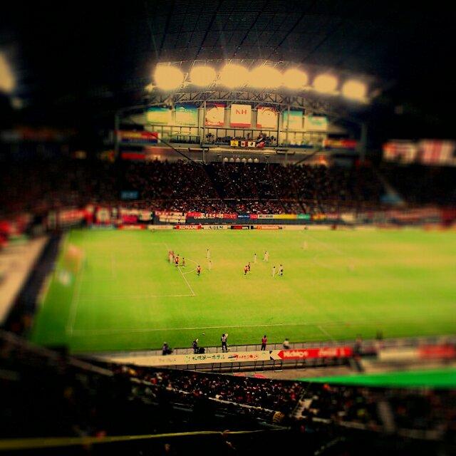 ホーム最終戦 vs横浜Fマリノス