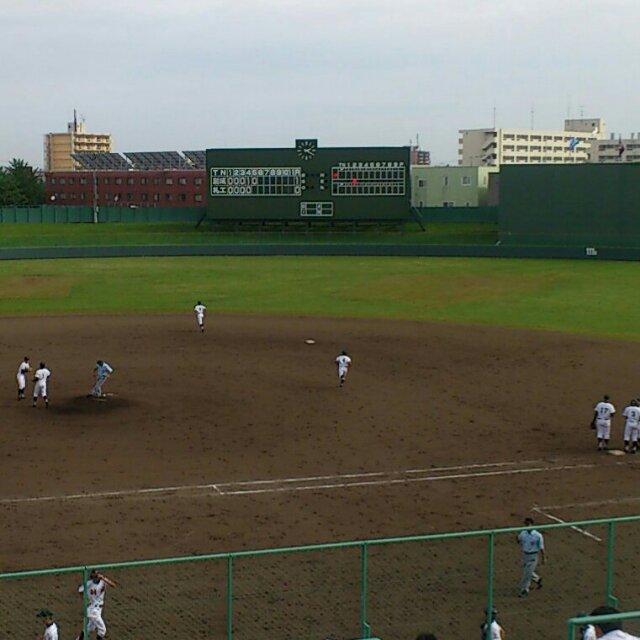 麻生野球場