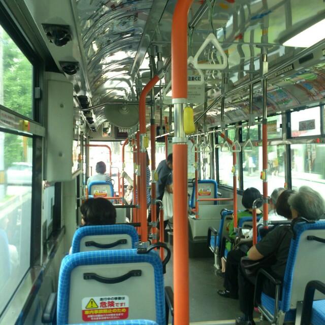 市バス京都バス一日乗車券
