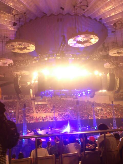AAA ARENA TOUR 2015@真駒内
